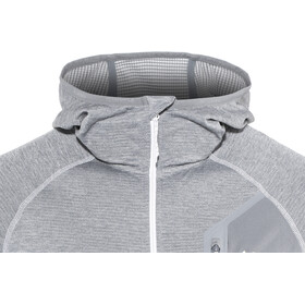 Columbia Triple Canyon Polaire à capuche Homme, grey ash heather